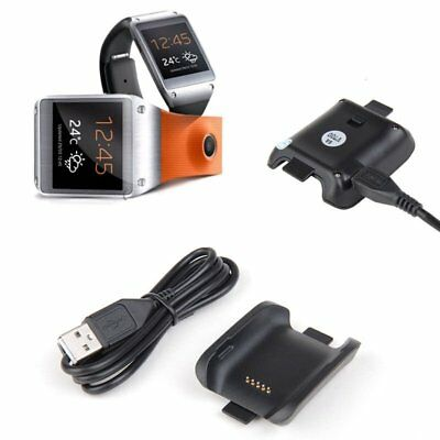 USA Charging Cradle Smart Watch Charger Dock for Samsung Galaxy Gear SM-V700 NEW