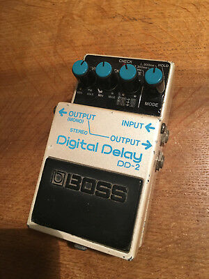 BOSS DD-2 Vintage Digital Delay