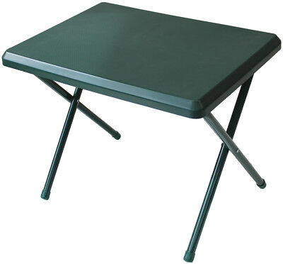 Yellowstone Lightweight Resin Camping Table White Or Green