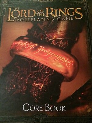 Lord of the Rings Roleplaying Game Core Book: Forbeck, Moore, Long, Rateliff HC
