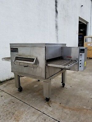 Ps224 Used Middleby Marshall Single Deckgas Conveyor Oven Includes Free Shipping