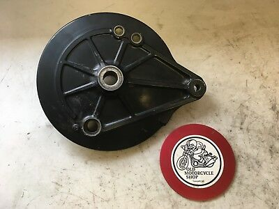 1979 Honda Cb650 Rear Brake Plate Oem
