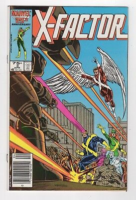 Marvel Comics X-Factor #3 Copper Age