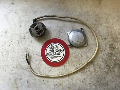 Honda Goldwing Gl 1000 Points And Condenser & Cover Oem