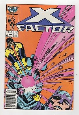 Marvel Comics X-Factor #14 Copper Age