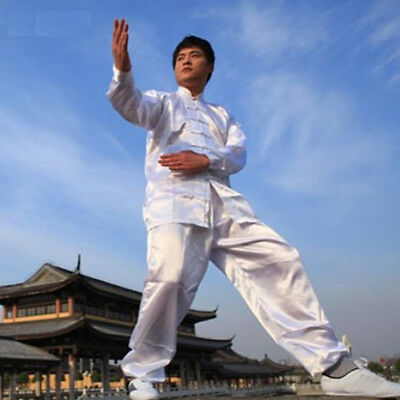 Suit Costume Tai Chi  Performance Clothes Unisex Martial Arts Uniform Kung Fu