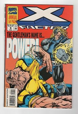 Marvel Comics Annual X-Factor #9 Modern Age