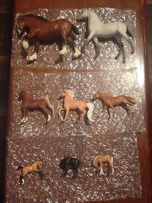 Breyer Stablemates, foals, paddock pals and others lot-Palomino Buckskin etc