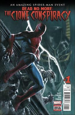 The Clone Conspiracy (2016)  #1 to 5 Complete with Omega   NM- to NM/M