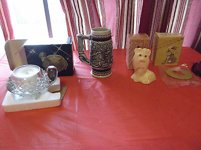 Lot Of Avon Collectibles