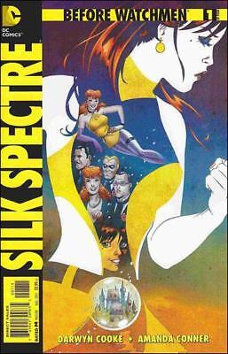Silk Spectre  #1 to 4 Complete (Before Watchmen) Darwyn Cooke   NM- to NM/M