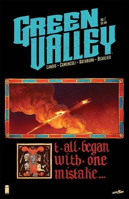 Green Valley (2016)   #1 to 9 Complete   NM- to NM/M