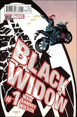 Black Widow (2016)   #1 to 12 Complete     NM- to NM/M