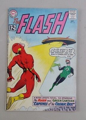 FLASH No 131 -  with the GREEN LANTERN.  So COOL!