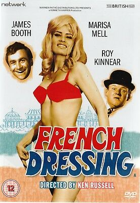 Roy Kinnear FRENCH DRESSING Brand New but UNSEALED Region 2  UPC: 5027626428747