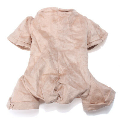 22'' Reborn Baby Supplies Doe Suede Body For 3/4 Arm Full Leg Doll Reborn Kit