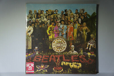 The Beatles -  Sgt. Peppers Lonely Hearts Club Band - Hör Zu