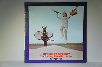 The Rolling Stones in Concert - Get Yer Ya-Ya`s Out!