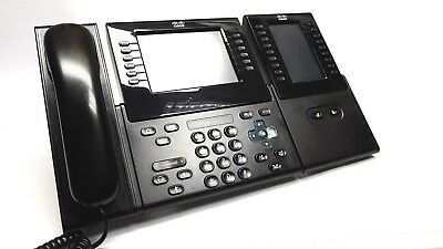 Cisco CP-9971 IP Systemtelefon mit Key Expansionmodule
