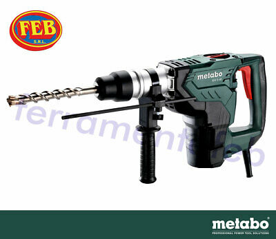 Martello Perforatore Demolitore Hitachi Dh40Mc 1100W Sds-Max + Valigietta