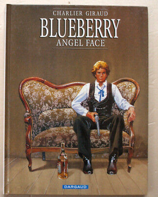 Blueberry Angel Face CHARLIER & GIRAUD éd Dargaud rééd