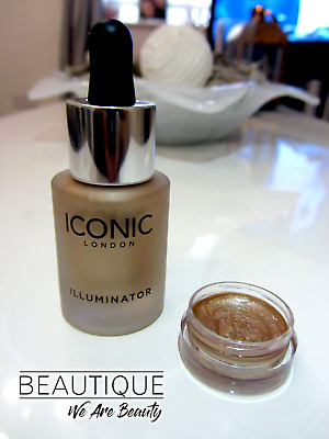 ICONIC LONDON, Illuminator - Drops - Highlighter - 1, 2ml Sample Sizes