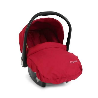 Oyster Baby Infant Car Seat Fits Oyster / Max / Zero Pushchairs - TOMATO RED