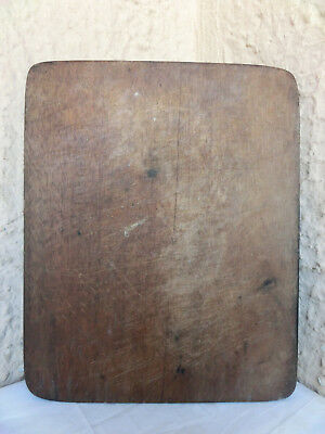 Old Antique primitive Wood Wooden Bread Cutting Board Dough Peel Paddle Plate