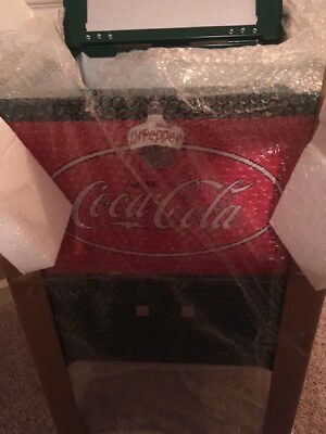 Antique Vintage Replica 1950's Coca Cola Cooler