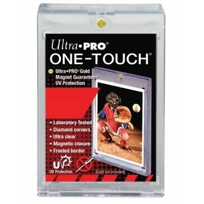 Ultra Pro - Specialty Holder UV One Touch Magnetic Holder - Choose Size