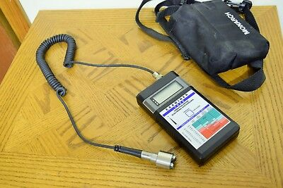 Monarch Examiner 1000 Vibration Meter Electronic Stethoscope