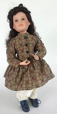 Boyds Yesterdays Child Doll Limited Edition Mary Anne 1244/ 2000