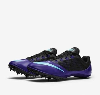 huge selection of fceb9 338ee Nike Zoom Rival S 7 Women s Track Sprint Shoes Style 615998-540 MSRP  65