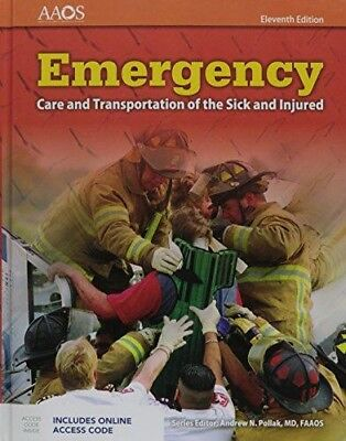 Emergency care and transportation of the sick and injured by emergency care and transportation of the sick and injured fandeluxe Gallery