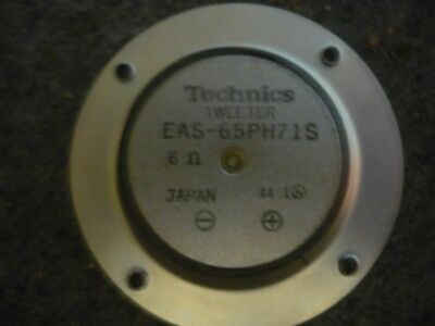 Technics TWEETER EAS - 65PH71S LAUTSPRECHER/SPEAKER