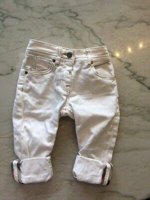Baby Burberry Jeans Authentic Size 2