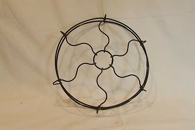 "Vintage 9"" Replacement GE Electric Fan Cage/Basket/Guard Parts or Restoration"