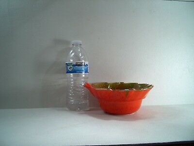 Vintage Usa California 814 Leaf Bowl