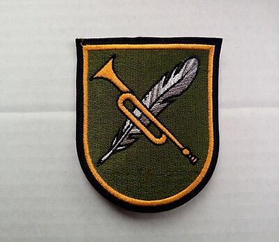 Czech Agency for the Recruitment and Professionalization of Armed Forces PATCH
