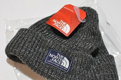 d46e2660bd5185 THE NORTH FACE Salty Dog Beanie hat gray - $44.99 | PicClick