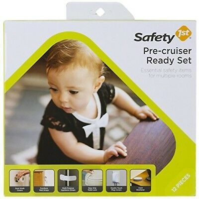 Safety 1st Pre-Cruiser Ready Set with 12 Safeguard Aids