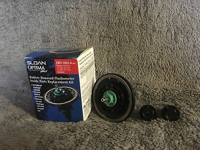 Sloan Optima Plus EBV-1022-A Inside Parts Replacement Kit