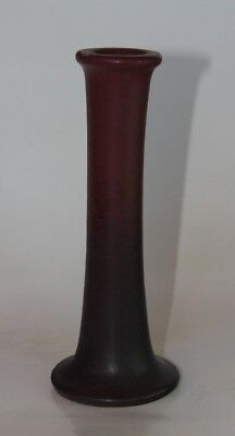 Van Briggle Art Pottery Bud Vase or Candle Holder Marked AA 20. No reserve