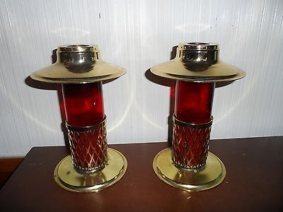 Vintage General Wax & Candle Co. Candle Holder