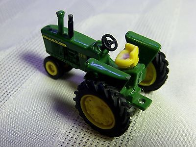 John Deere 1:64 Scale 2510 Narrow Front Farm Tractor Green/Yellow Loose Farm Toy