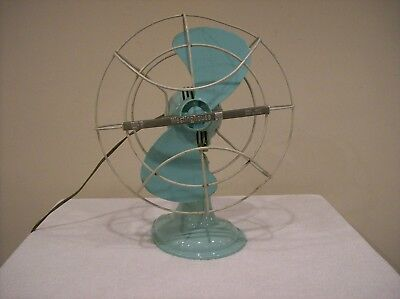 Rare...Westinghouse Vintage Fan Model AD10-1 Very Nice Original Condition !!!