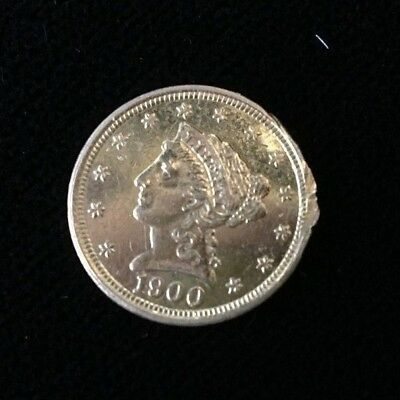1900 $2.50 US Liberty Head Gold Coin - Jewelry Quality