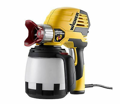 Wagner Power Painter Max 7.2 GPH Paint Sprayer Home Building Painting Work Tool