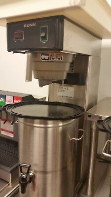 Bunn TU3 3 Gallon Commercial Iced Tea Brewer Automatic Machine Maker WORKS GREAT