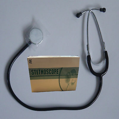 Professional Dual Head EMT STETHOSCOPE - High Quality - NHS Supplied, CE Marked
